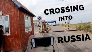 [Eps.92] CROSSING INTO RUSSIA - Royal Enfield Himalayan BS4