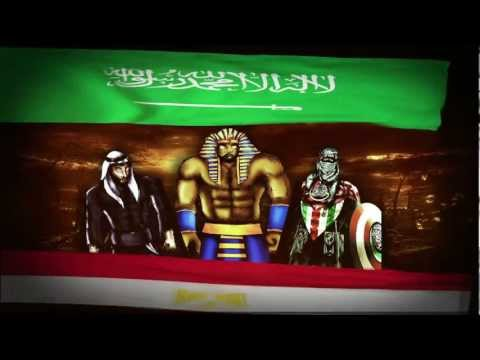 Arab League - The End OF The World (20??) - MC Amin, Sphinx & Qusai