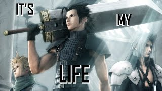 Final Fantasy 7 - It's my Life AMV ( Anime Music Video )