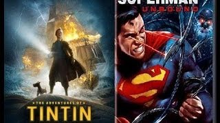 The Adventures of Tintin - Trepacer's Saturday Reviews 27 - The Adventures of TINTIN & Superman Unbound