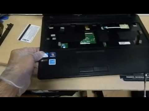 HOW TO OPEN ASUS X54C LAPTOP