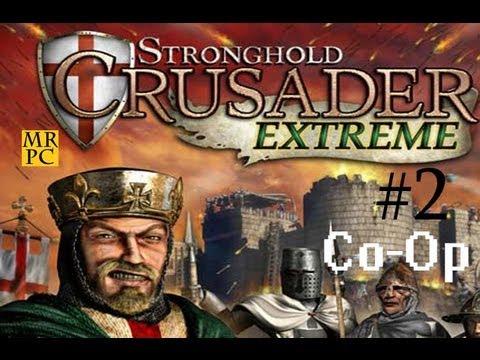 Улучшенная и дополненная версия игры Stronghold Crusader. Временной промеж