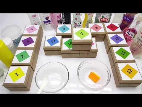 Uzaylılar Geri Döndü! Kutudan Ne Çıkarsa Eğlenceli Slime Challenge VakVakTV