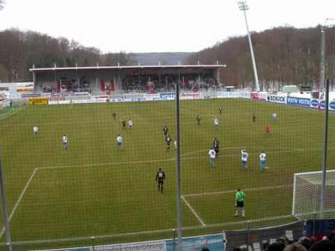 1. FC Heidenheim 1846 - SV Sandhausen 1 : 0 (06.02.2010) Video