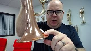 Schilke  Handcraft  HC-2 Trumpet for sale at ACB