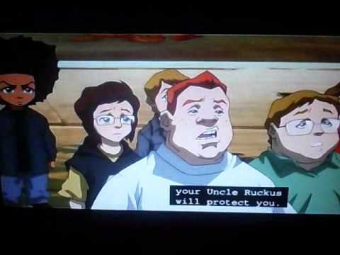 Boondocks Season 3a Date With A Bootie Warrior video