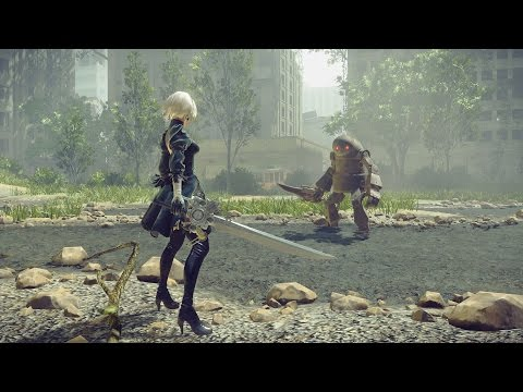 "Final Fantasy XV – NieR: Automata ""Engine Blade"""