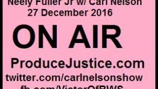[1h]Neely Fuller Jr-Black Church, Showing Off, How white supremacy works, Success - 27 Dec 2016