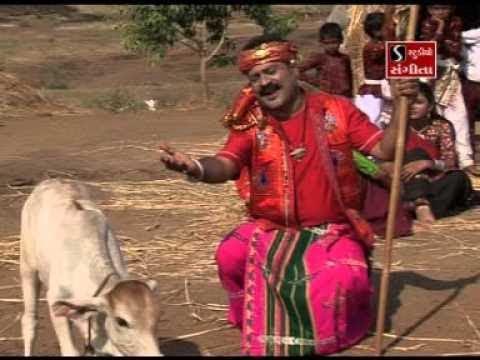 Bhikhudan Gadhvi Bahucharaji | Maa Nu Pragtya Ane Parcha | Studio Sangeeta video