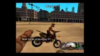 Freestyle Metal X FMX PS2 Full Playthrough (Deibus/Midway Sports Asylum) Part 1