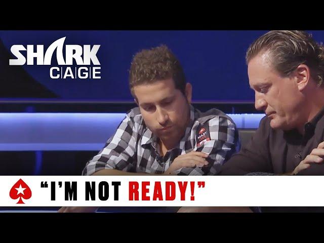 Roenick vs. Kurganov – The Bonus Cut: Shark Cage   PokerStars