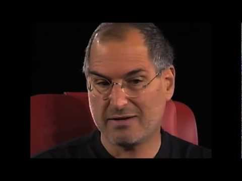 Steve Jobs at D2 (2004) - All Things Digital Conference (Part 2/3)
