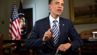 Weekly Address: Congress Should Take Action to Continue Growing the Economy  6/1/13