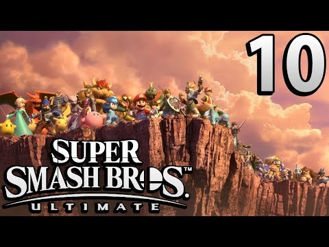 Super Smash Bros Ultimate - World of Light Part 10 | Exploring the South