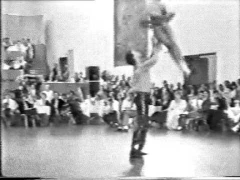 Regina Ulbricht & Jürgen May - Deutsche Meisterschaft der Profis 1986