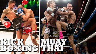 What's The Difference Between Kickboxing & Muay Thai?