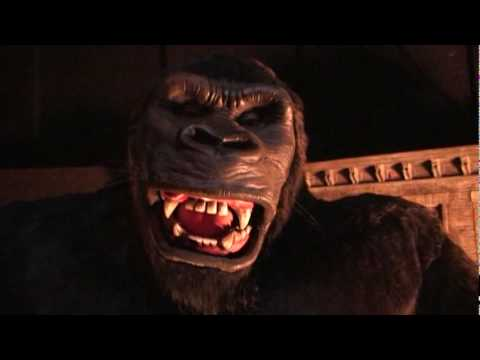 King Kong Universal Studios Hollywood 2008 video