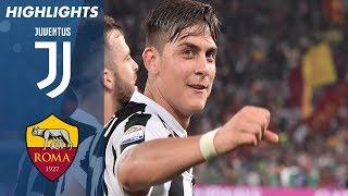 Juventus - Roma 1-0 - Highlights - Giornata 18 - Serie A TIM 2017/18