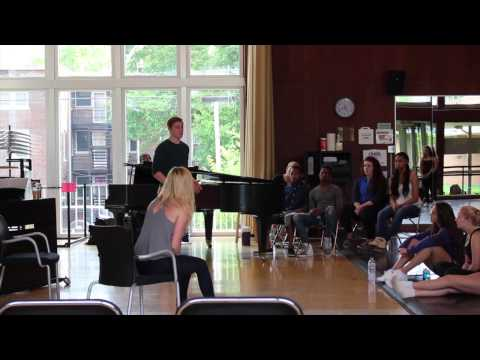 Bring It On's Taylor Louderman visits COCA!