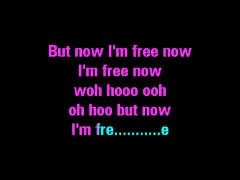 karaoke instrumental Rebecca Ferguson   Freedom   YouTube