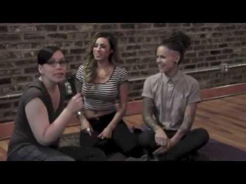 tello talks to: Whitey Mixter and Sara Bettencourt