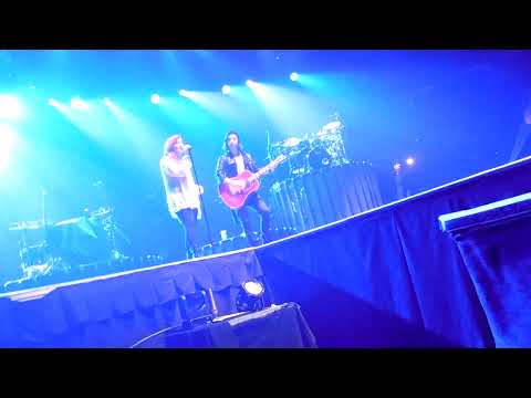 Demi Lovato - Full SoundCheck - Columbus, OH 3-22-14