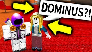 online dater only liked me for my dominus... (roblox)