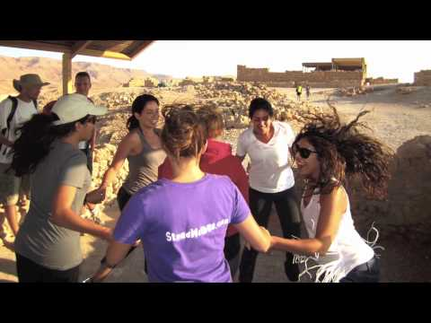 Aish LA summer 2010 Israel Learning Adventure