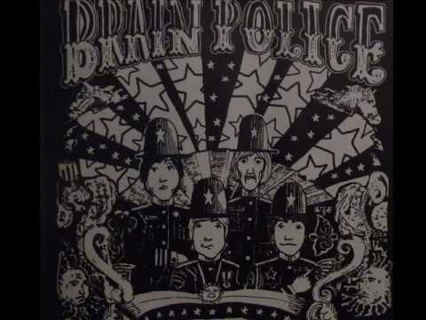 Brain Police - Gypsy Fast woman