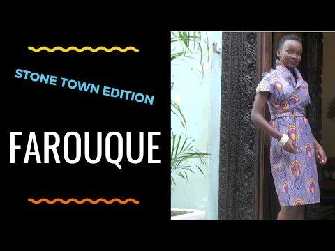 FAROUQUE:  Fashion Designer in Africa