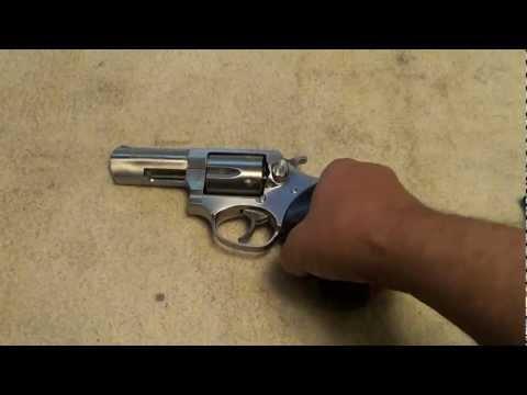 Ruger SP101 .357 Magnum Revolver