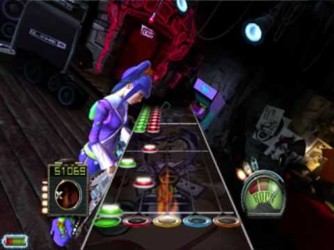 Asking Alexandria - Final Episode (let's Change The Channel) : Guitar Hero 3 Custom Chart video