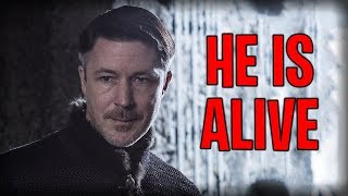 Littlefinger Is Alive Theory Confirmed !? (New Evidence) | Game of Thrones