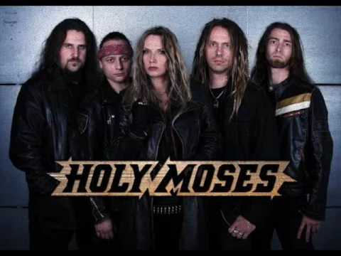 Holy Moses - Process Of Pain