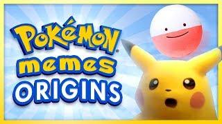 The Origin of Pokemon Memes 5