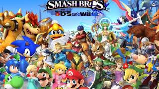 La Saga de Super Smash Bros