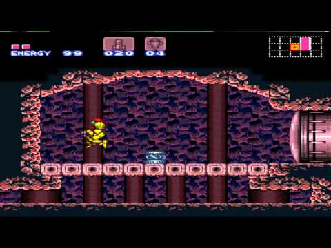 Let's Challenge Play Super Metroid Low Percent Run Part 3 - Morph Ball Bomb Jump... or Whatever
