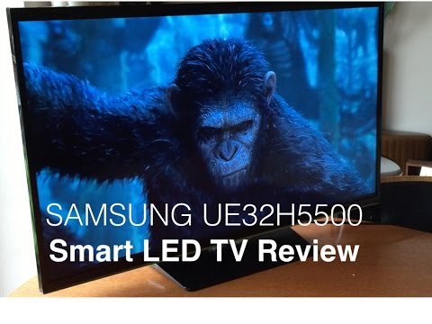Samsung UE32H5500 LED Smart TV - Review
