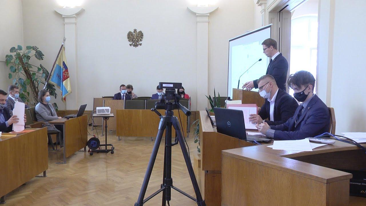XLI sesja Rady Miejskiej, część II