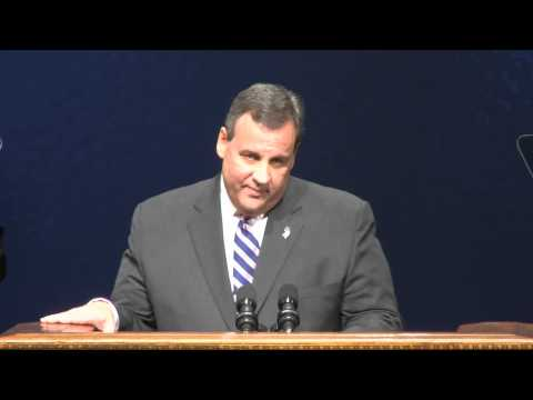 Governor Christie: I Believe In You New Jersey, And I Always Will