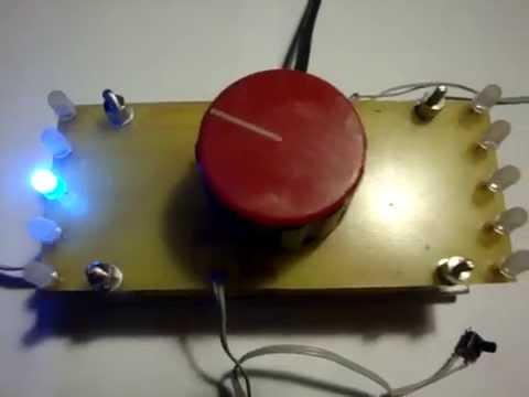 Микроконтроллерный таймер для споттера своими руками 98
