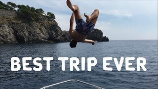 Best Trip Ever | Amalfi Coast & Croatia
