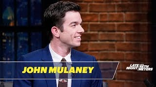 John Mulaney's Attempt to Solve a Mystery Was Unsuccessful