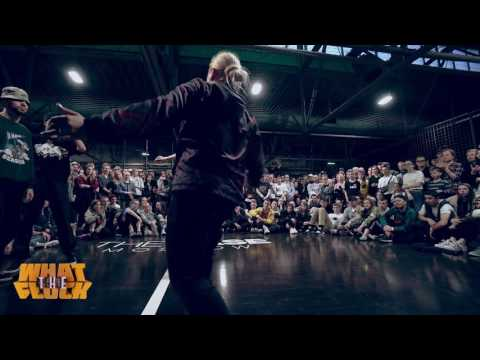 What The Flock vol.4 | Hip-Hop 2x2 1/8 final - L'eto & Irina S.N.CH. vs Zencova & Ruba