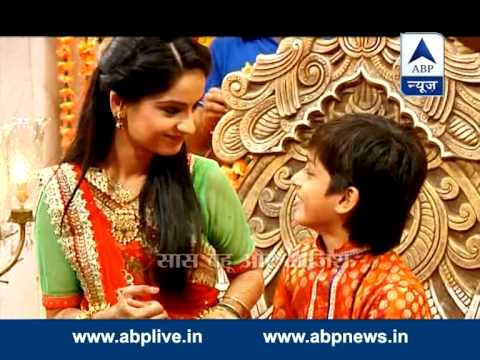 Happiness Returns At Anandi's Home In 'balika Vadhu' video