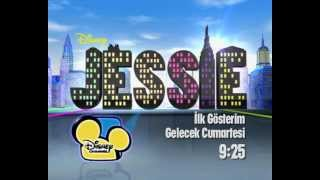 Jessie 10 Mart'ta Disney Channel'da!