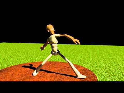 Norman Baseball Pitch
