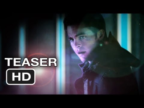 Star Trek Into Darkness Teaser Trailer (2013) - J.J. Abrams Movie HD - Fan Made