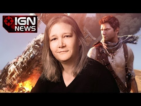 Uncharted PS4 Writer Amy Hennig Leaves Naughty Dog
