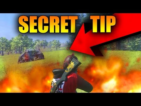THE BIGGEST H1Z1 SECRET TIP! How To Easily Find People In H1Z1 (H1Z1 Best Easy Tips)